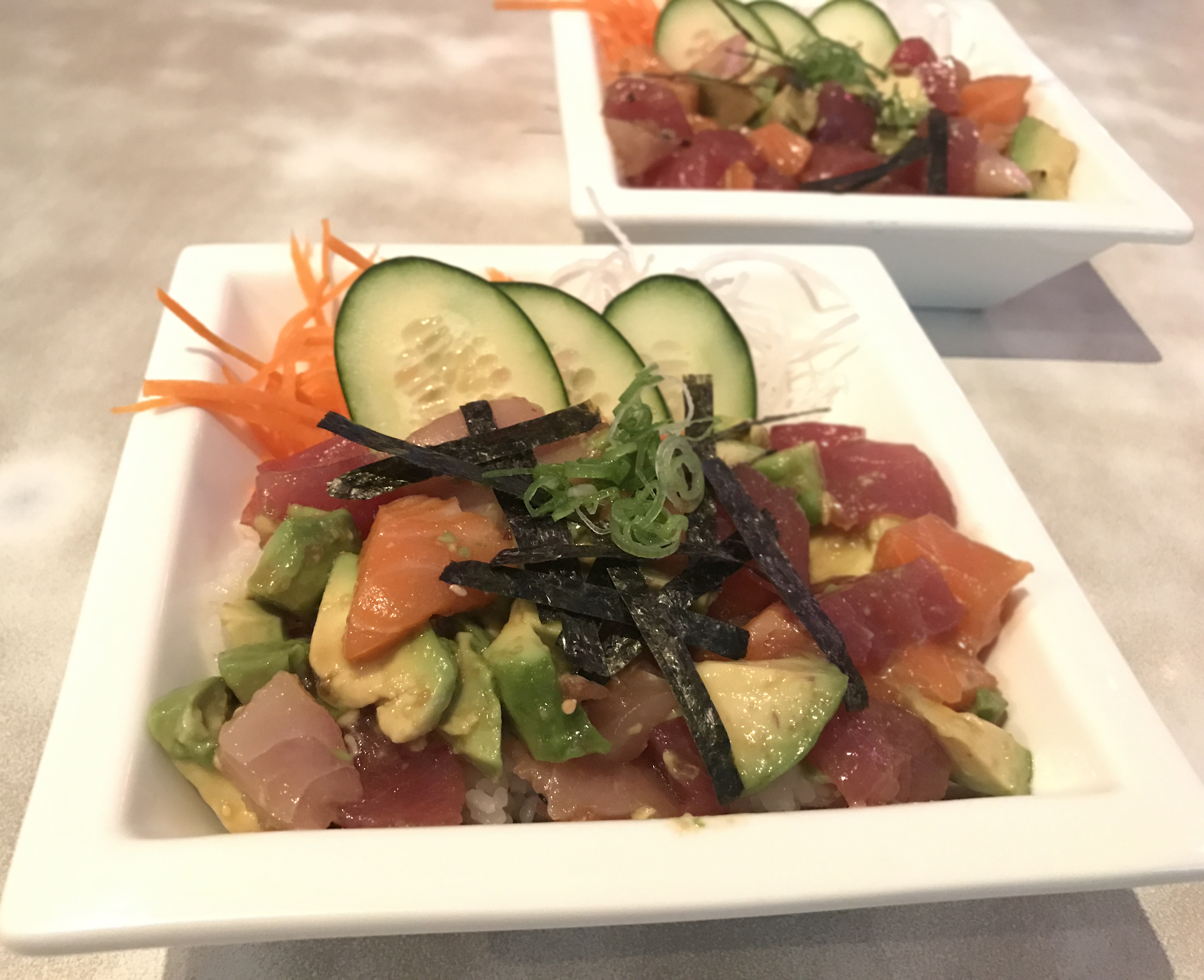 Houston Poke Bowl