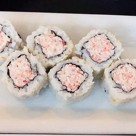 Snow Crab Roll $4