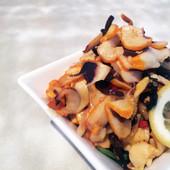 Ika Sansai Salad