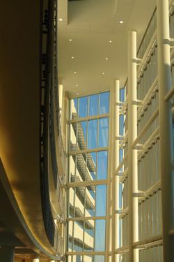 Detail as South Atrium