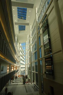 Arc of Light Interior