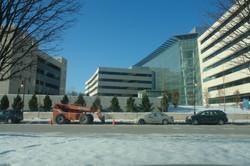 Plaza Entry