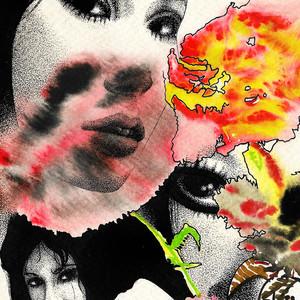 """Izumi""(Collboration art with Linus Coraggio), 2019"