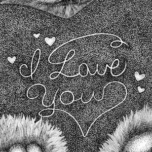 """I Love You"", 2021"
