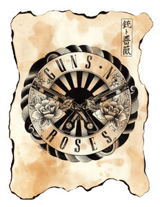 """Guns N' Roses Expedition"", 2018"
