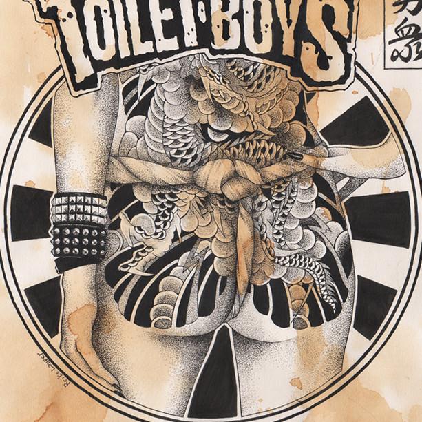 """""""Toilet Boys Expedtion"""", 2018"""