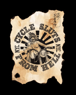 """Cycle Sluts From Hell Expedition"""