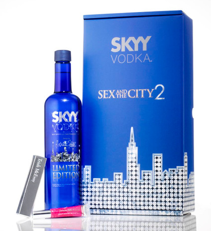 SKYY VODKA by Patricia Field