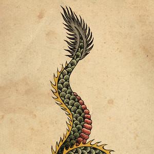 """Dragon"", 2020"