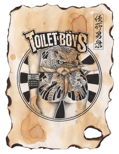 """Toilet Boys Expedtion"", 2018"