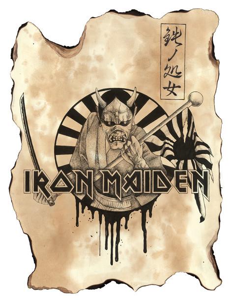 """Iron Maiden Expedition"", 2018"