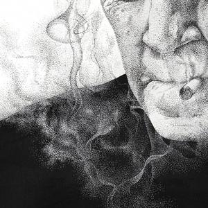 """""""Smoking Man"""", 2021"""