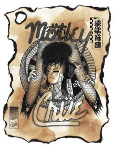 """""""Motley Crue Expedition"""", 2019"""