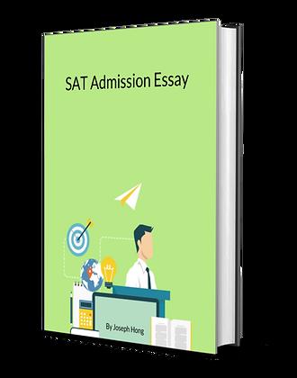 SAT Admission Essay