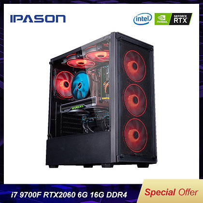 IPASON I7 8700 Upgrade I7