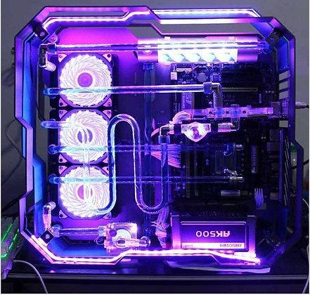 I7 7700k 8g/16gb 1T GX1080 ATX Desktop Gaming Computer PC