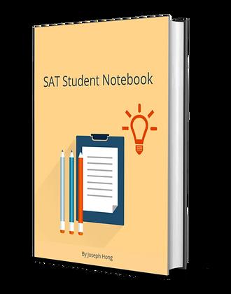 SAT Student Notebook