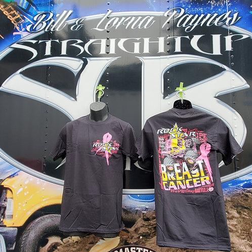Rock Star T-Shirt Black
