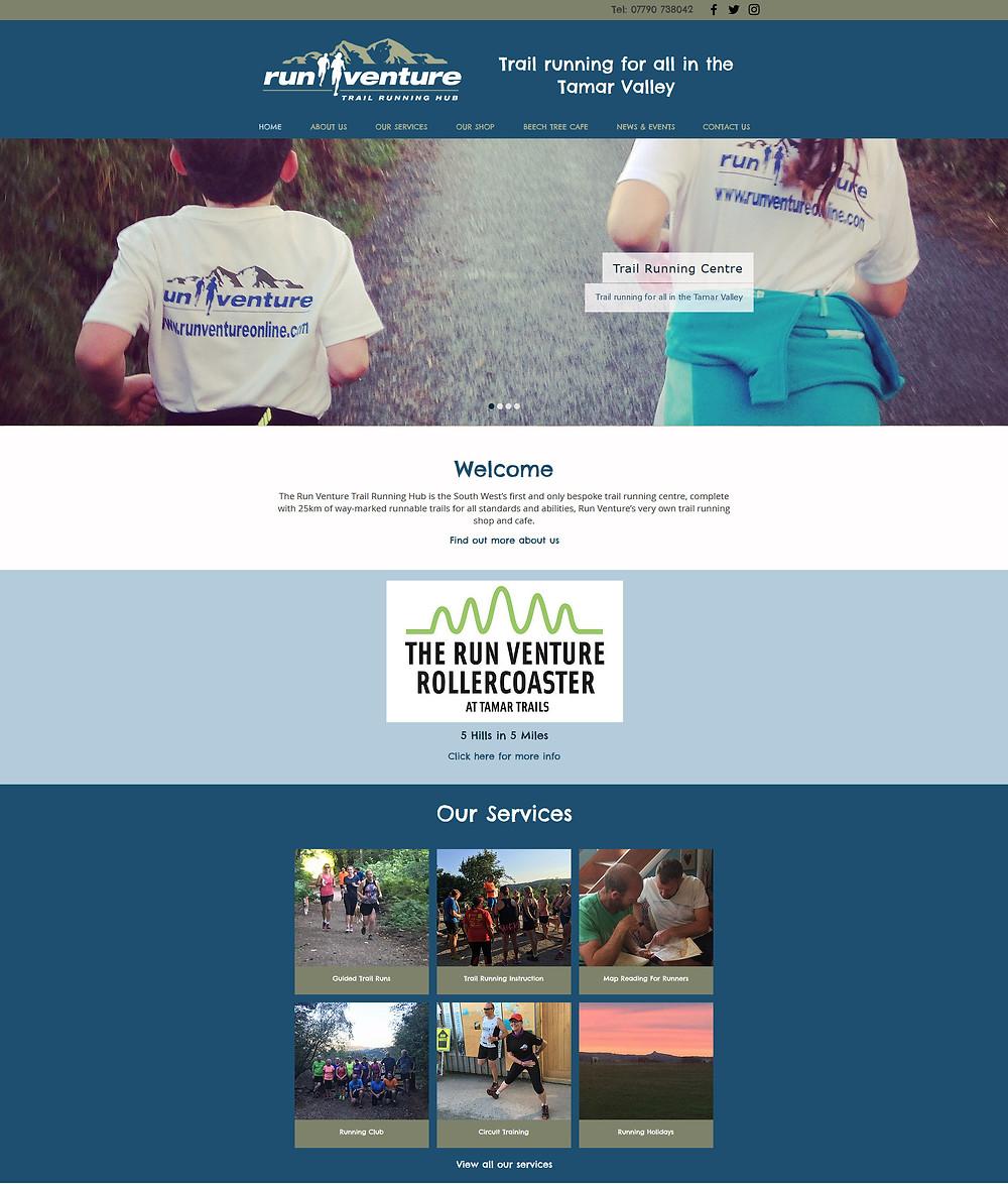 Run Venture Trail Running Hub
