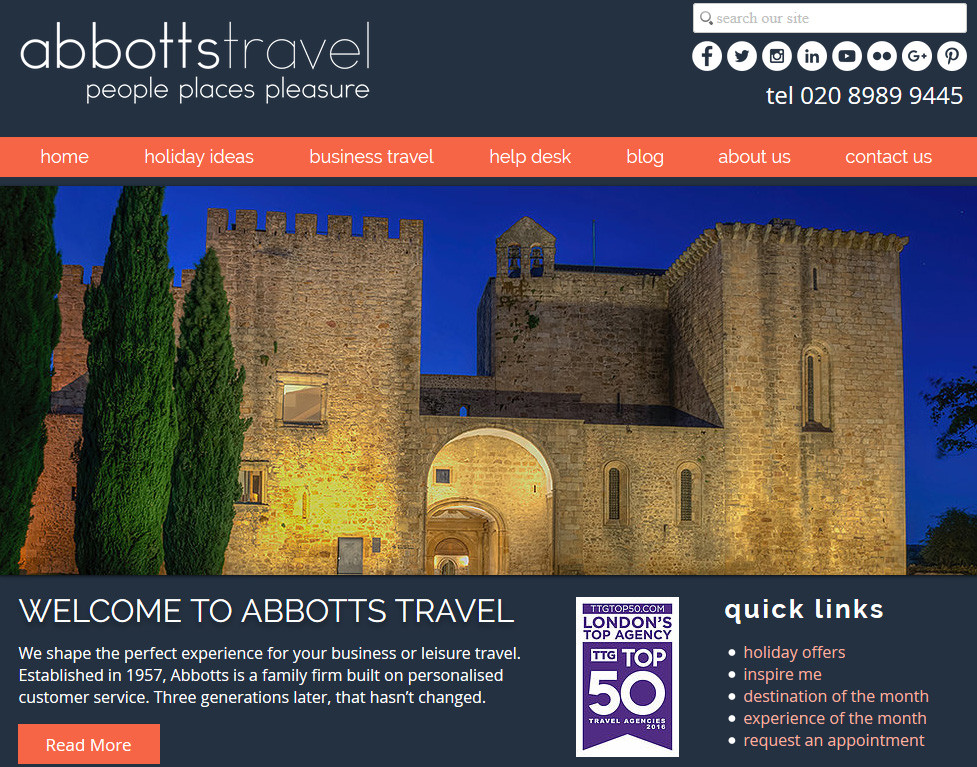 Abbotts Travel