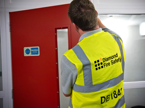 """""""Our experience was productive, painless and efficient"""" - Tim, Diamond Fire Safety"""