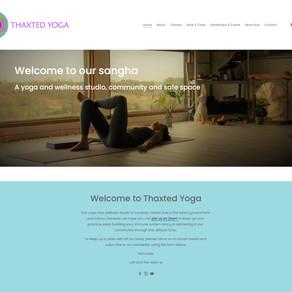 Thaxted Yoga - Case Study