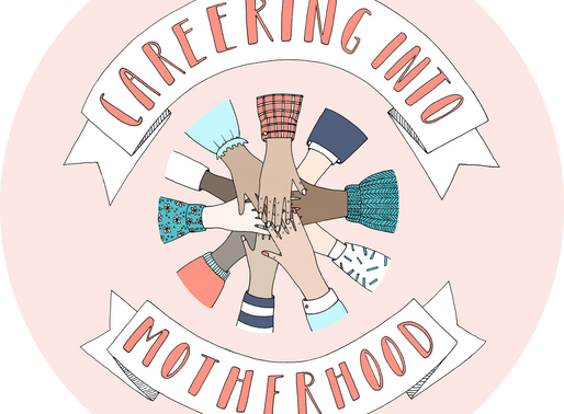 """I actually cannot imagine ever working with anyone else now"" - Jane, Careering into Motherhood"