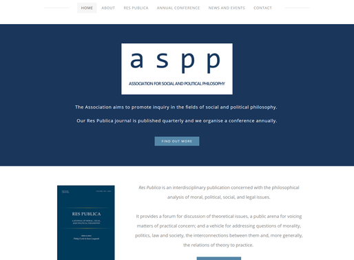 Association for Social and Political Philosophy - Case Study