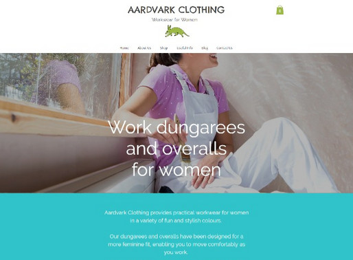 Aardvark Clothing - Case Study