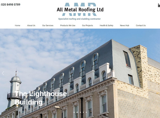 All Metal Roofing - Case Study
