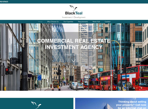 BlackTeal - Case Study