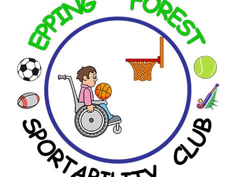 Epping Forest Sportability Club - Testimonial