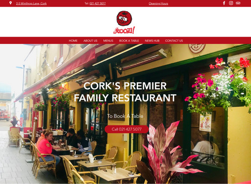 Scoozi Cork - Case Study