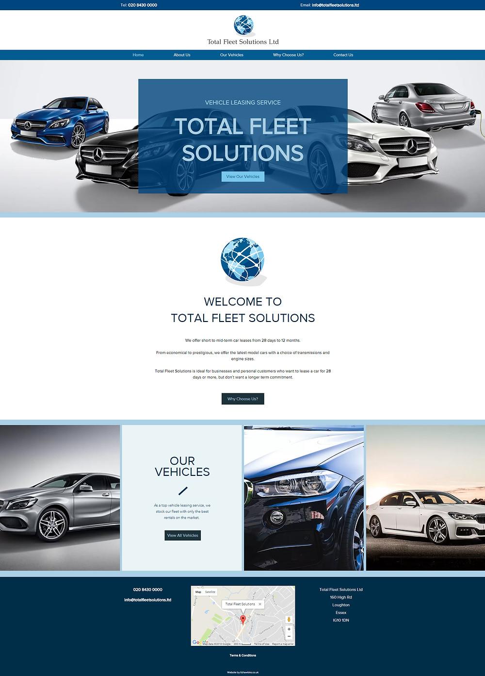 Total Fleet Solutions