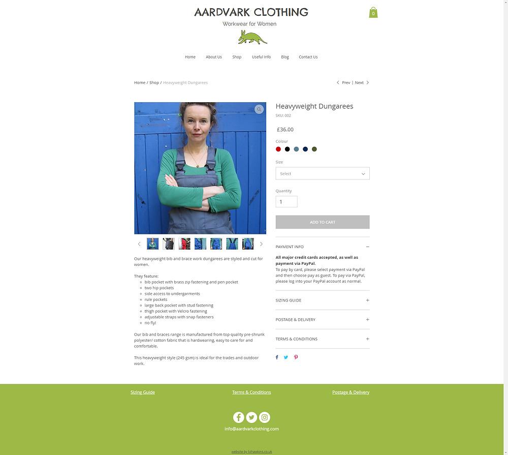 www.aardvarkclothing.com