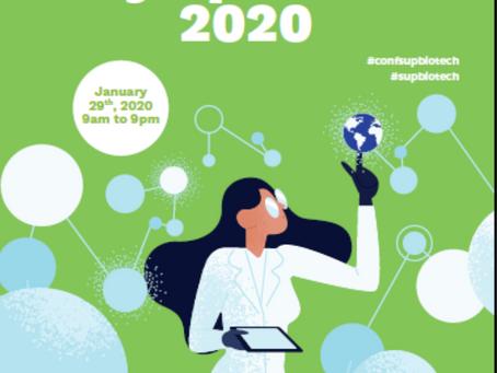 First Sup'Biotech International Symposium : 29 Jan 2020