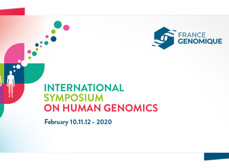 International Symposium on Human Genomics, Feb 10-12, 2020