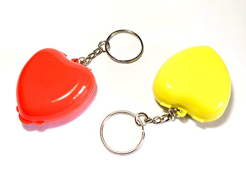 CPR Face Mask Filter Keychain