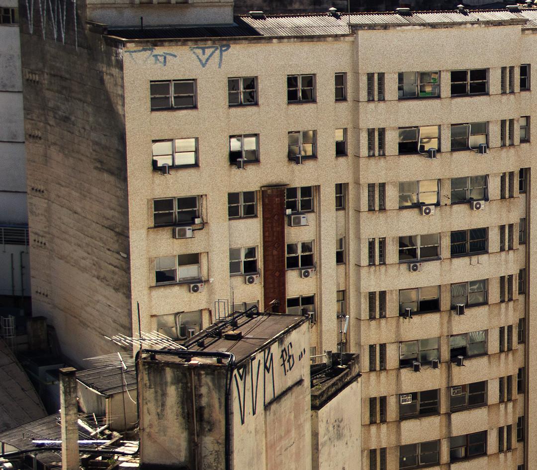 Edifício da Rua Carijós, BH