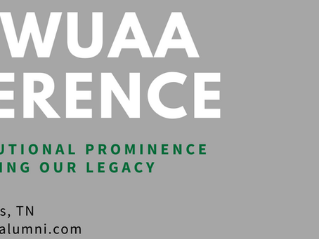 Register for the 2020 WUAA Conference Today!!