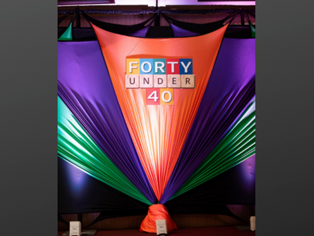Two Wilberforcians Named DBJ Forty Under 40
