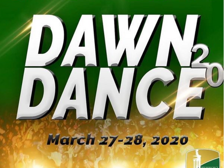 Dawn Dance 2020 Save The Date!