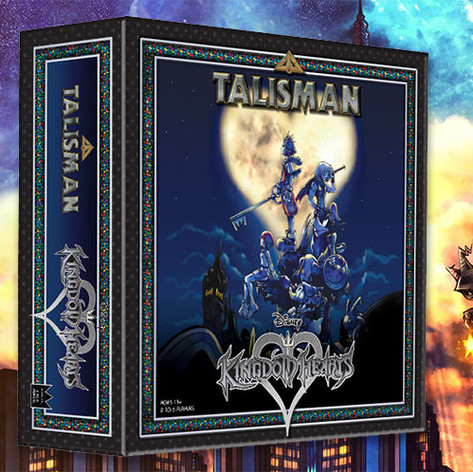 Kingdom Hearts Talisman