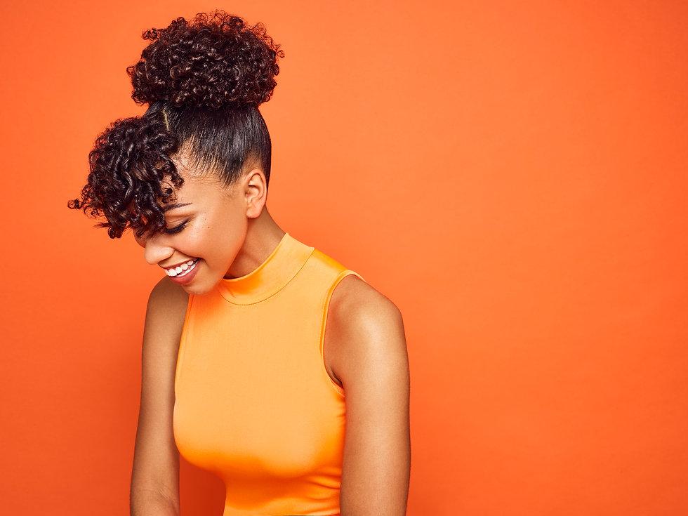 Bun _ Curly Fringe - Orange BG.jpg