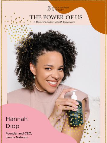 Hannah Diop