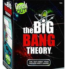 Geek Out! Big Bang Theory Edition