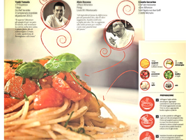 Pranzo Mediterraneo                              Vivi Sano & Bello se mangi così:
