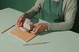 Cutting Clay