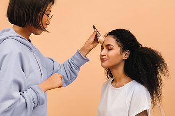 Professional Makeup Consultation
