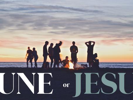 June or Jesus?